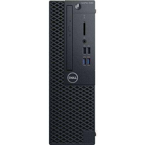Dell OptiPlex 3060 Desktop Intel Pentium 4GB Memory 500GB Hard Drive OP3060SFF856J8