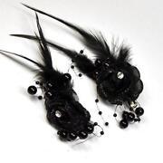 Haarclip Perlen