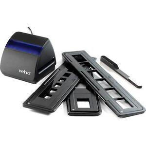 Brand new Veho VFS-002M - 3 MP Slide & Negative Scanner