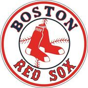 Red Sox Wall Decal