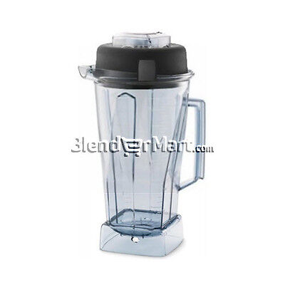 Vitamix 15558 64oz 2.0l Container - With Lid No Blade
