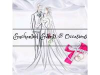 Event & Wedding planner available A.S.A.P