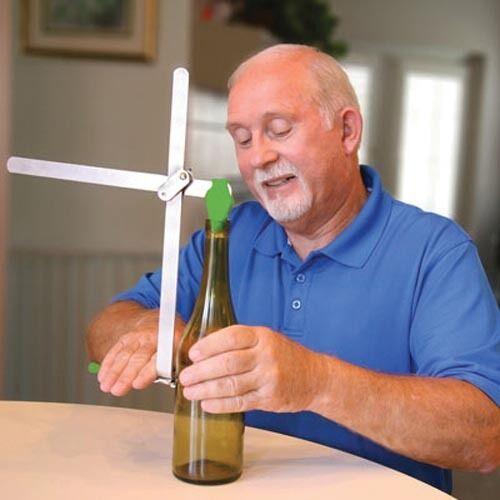 """Generation Green """"g2"""" Bottle Cutter"""