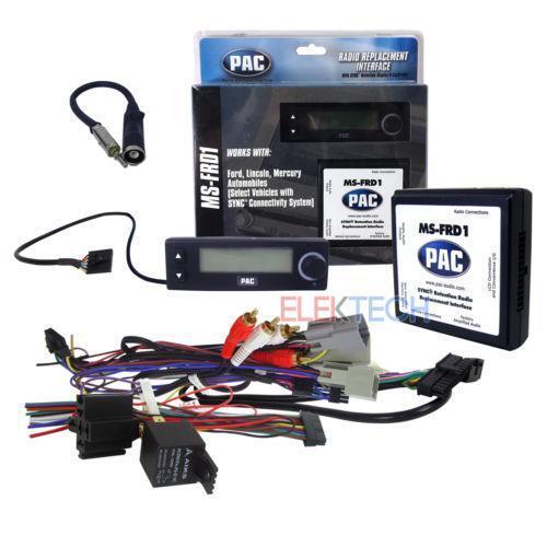 2016 Ford F350 >> Ford Sync Radio: Parts & Accessories   eBay