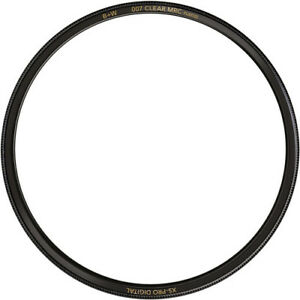 B+W 72mm 007 MRC nano XS Pro protectiver filter clear