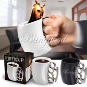 Brass Knuckles Mug