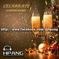 Celebrate with my DJ Services (Top 40, Hip Hop, Reggae, House)