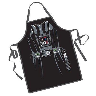 Darth Vader Schürze Star Wars Charakter Koch Kostüm Kochen Koch Grillen - Star Wars Charaktere Kostüm