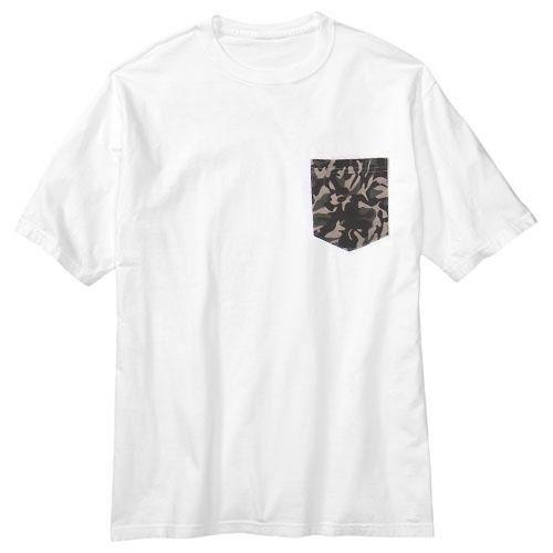 c0375f24e03 Camo Pocket T Shirt