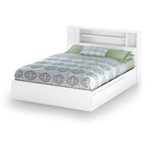 white queen bed frames - White Queen Bed Frame