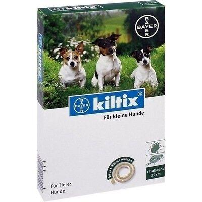 KILTIX Halsband f.kleine Hunde 1 St 07220928