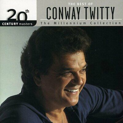 20th Century Masters: Best of Conway Twitty (CD, Sep-1999, MCA Nashville)