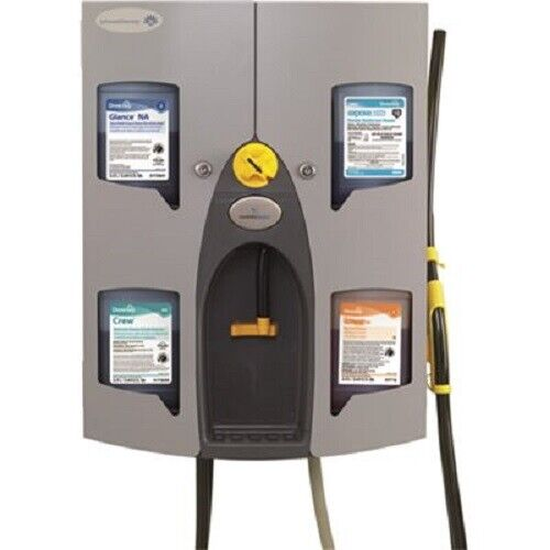 Diversey J-Fill Quattro-Select Dispensing System Safe Gap (D3754220)