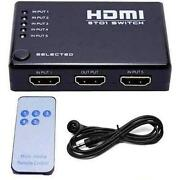 3 Port HDMI Switch