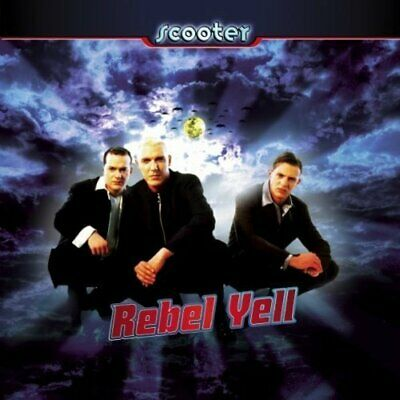 Scooter [maxi-cd] rebel yell (1996)