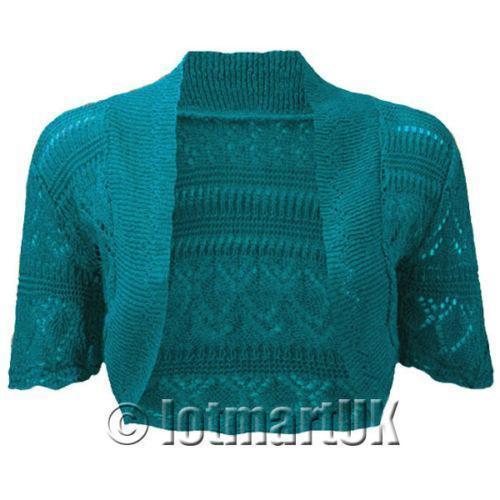 Womens Red Cardigan Sweater