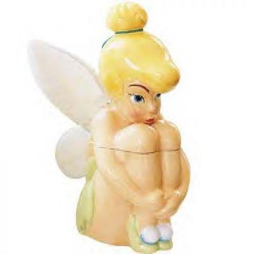 Tinkerbell Cookie Jar Ebay