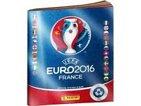 Euro 16 Panini Sticker Swap