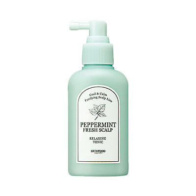 SKINFOOD Peppermint Fresh Scalp Relaxing Tonic - 120ml