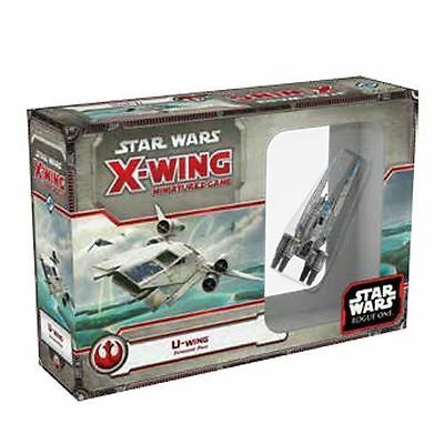 Star Wars X-Wing Miniatures U-Wing Expansion Fantasy Flight FFG In Stock!