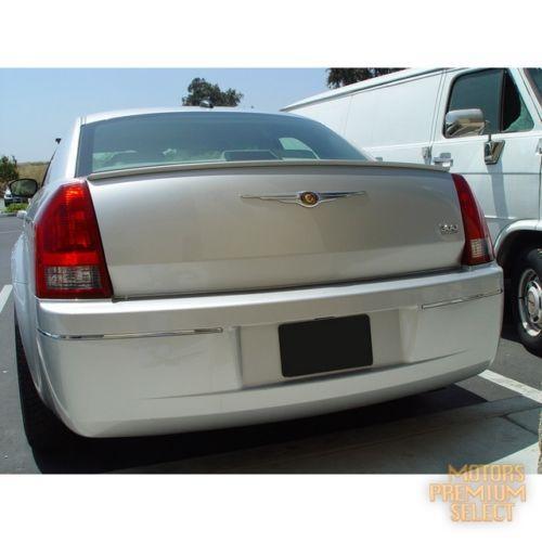 Chrysler 300 Spoiler