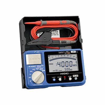 Hioki Ir4057-20 Digital Insulation Resistance Tester