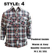 Quilted Lumberjack Shirt