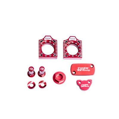 Honda CR125R CR250R 2002–2007 TUSK BILLET BLING KIT Brake Oil Cap Axle Blocks comprar usado  Enviando para Brazil