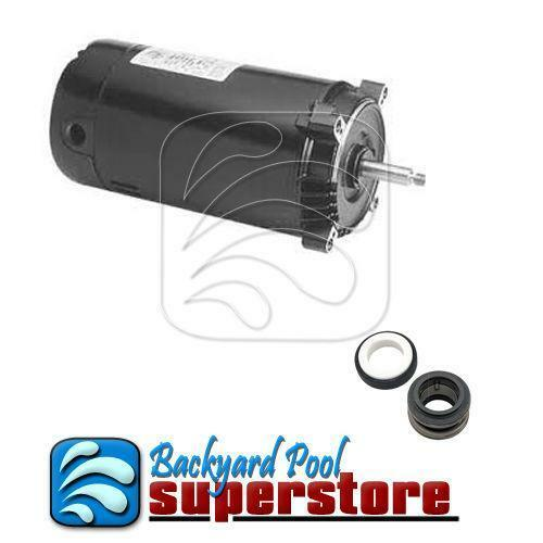 Hayward pool pump motor 1 hp ebay for Pool pump motors hayward