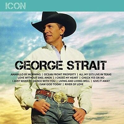 (George Strait - Icon [New Vinyl LP])