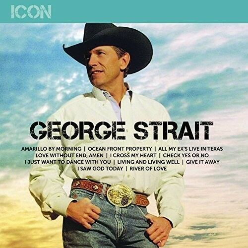 George Strait - Icon [New Vinyl LP]