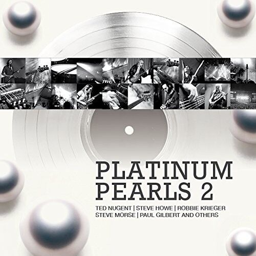 TED/HOWE,STEVE/MORSE,STEVE/+ NUGENT - PLATINUM PEARLS 2 - CD NEU