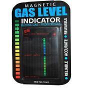 Gas Level Indicator