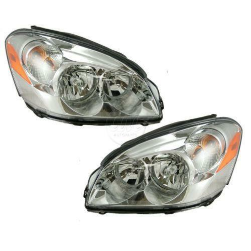 2006 buick lucerne headlight ebay. Black Bedroom Furniture Sets. Home Design Ideas