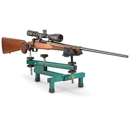 Shooting Gun Rest - Strong Steel - Powder Coat Finish - Non Slip Feet BESTSELLER