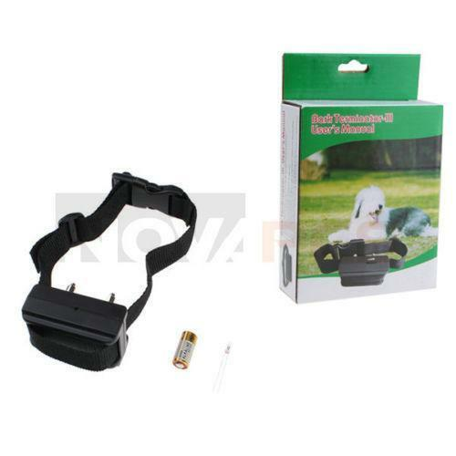 Electronic Bark Collars For Large Dogs