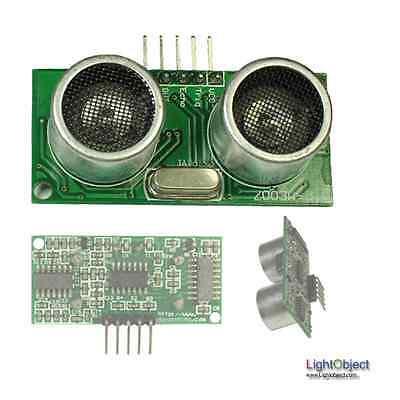Ultrasound Motion Sensor For Robotic Basic Stamp