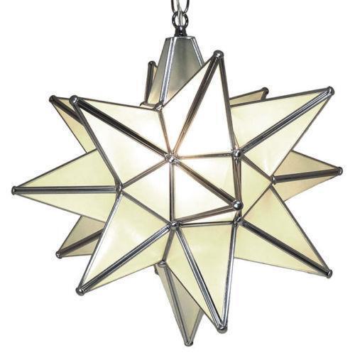 Moravian Star Ebay