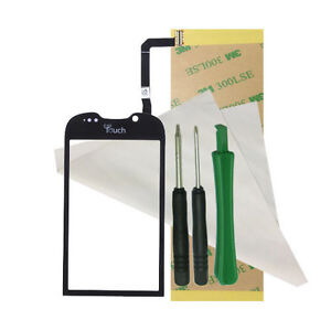 Touch Screen Digitizer Glass Replacement for T-Mobile HTC MyTouch 4G + Toolkit
