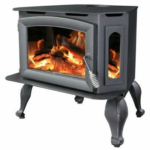 Breckwell SW180 Bay Front Wood Burning Stove / Insert - Refurbished