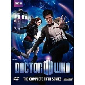 Doctor Who: The Complete Fifth Series (DVD, 6-Disc Set) - SEALED