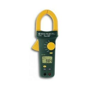 AC amperage, AC/DC voltage, frequency and resistance measuring c