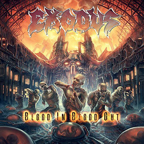 Exodus - Blood In Blood Out NEW CD