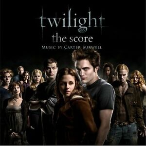 Twilight Movie Score cd-Carter Burwell-Mint condition +