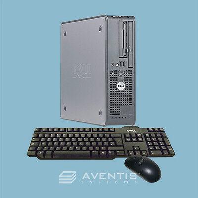 Dell Optiplex GX520 Dual Core 3.0GHz / 4GB / 320GB / Win XP Pro / 1 YR WNTY