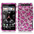 Droid RAZR Hard Case Bling