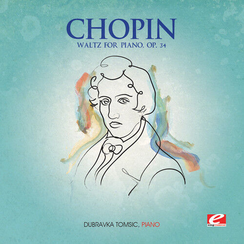 Andrea Immer, Chopin - Waltz for Piano Op 34 [New CD] Extended Play, Manufacture