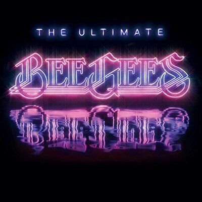The Ultimate Bee Gees Best of Greatest Hits 2-CD set Barry Robin Maurice