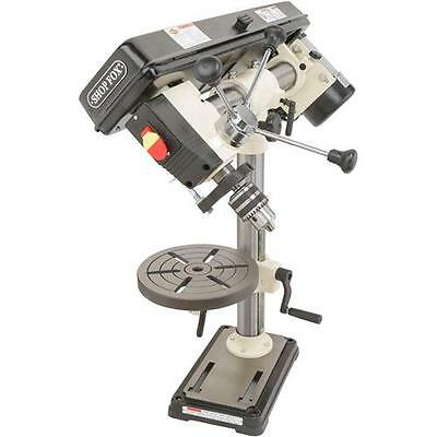 Shop Fox W1669 - 12 Hp 34 Bench-top Radial Drill Press - Free Shipping