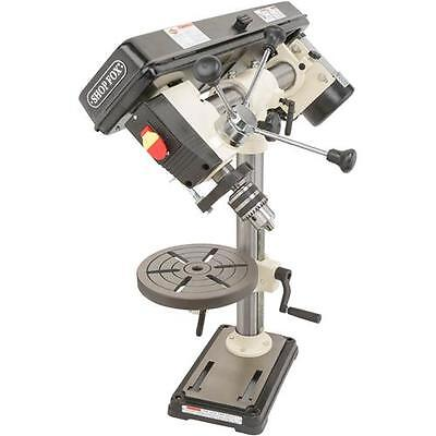 Shop Fox W1669 - 12 Hp 34 Bench-top Radial Drill Press - Free Shipping